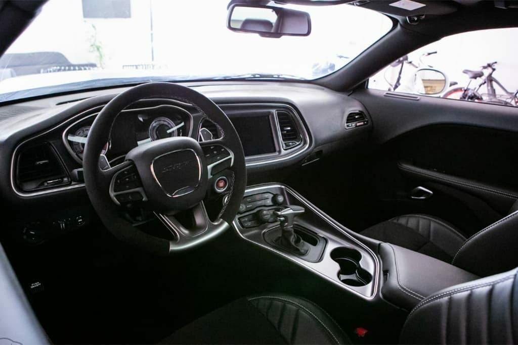 Dodge Challenger SRT Demon ultimo esemplare Australia