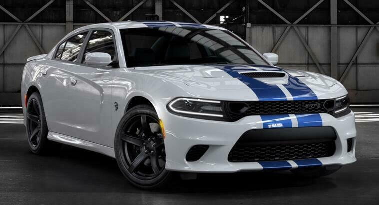 Dodge Charger 2020 widebody