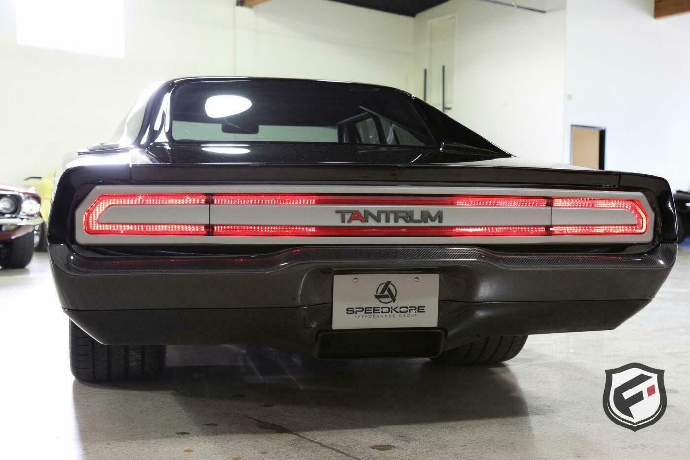 Dodge Charger Tantrum 1970 vendita