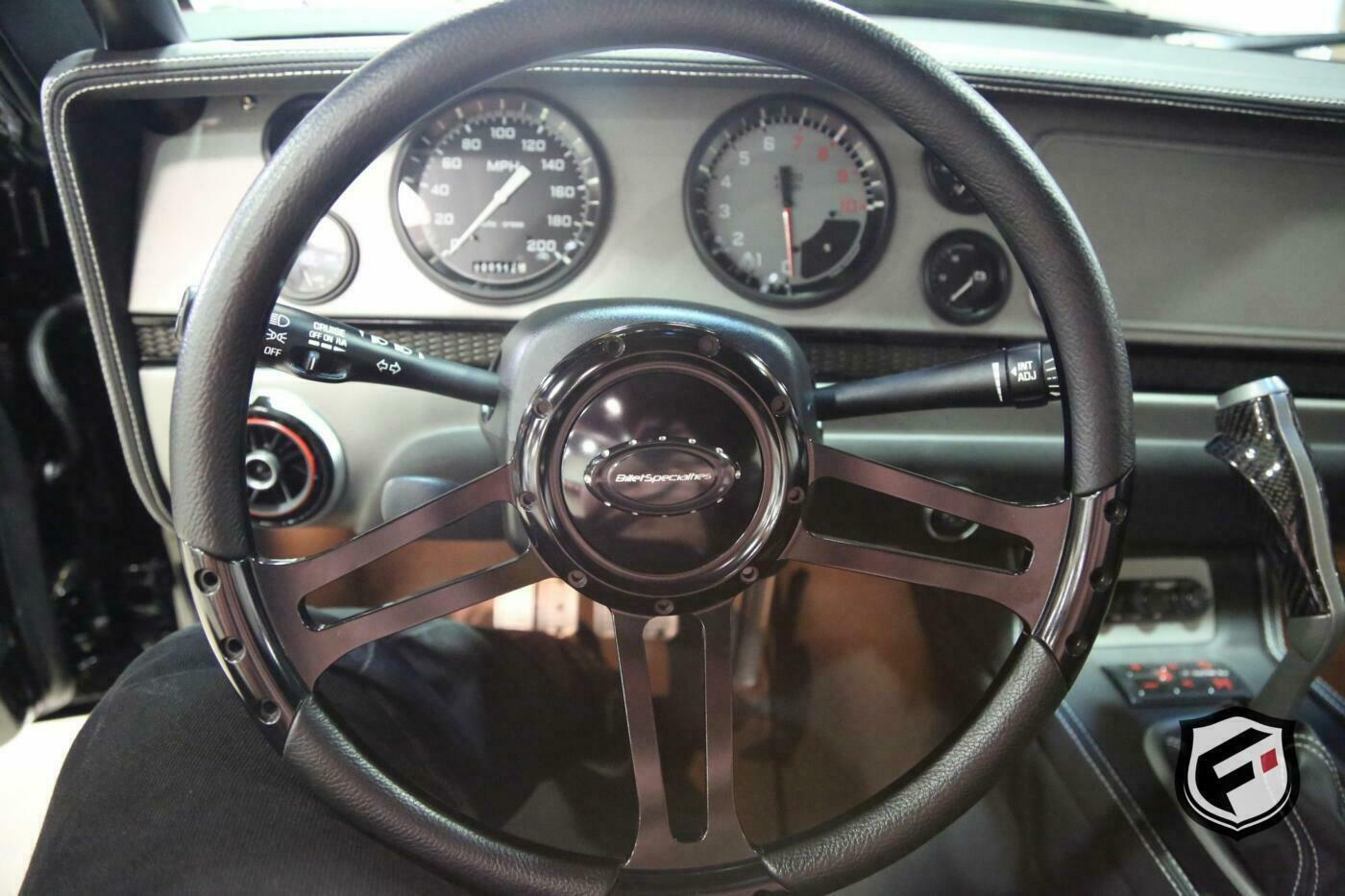Dodge Charger Tantrum