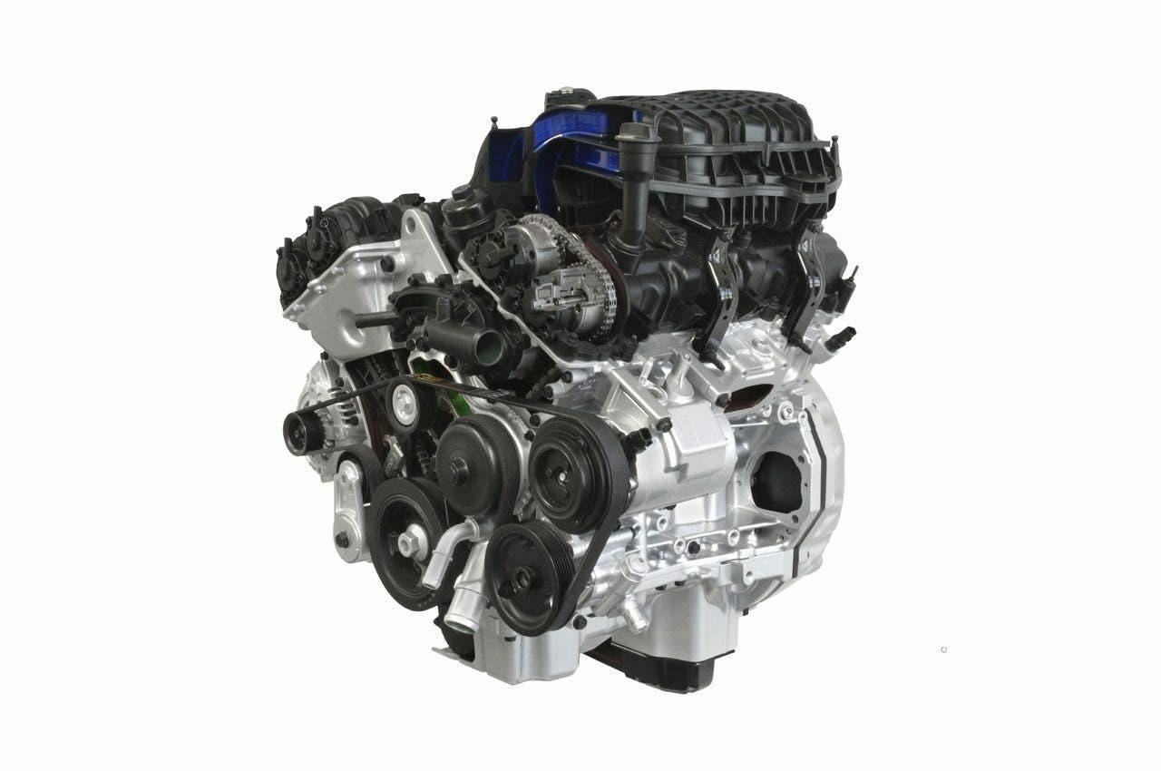 FCA Pentastar V6 3.6 litri motore più venduto Canada
