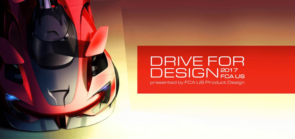 FCA concorso Drive for Design 2019