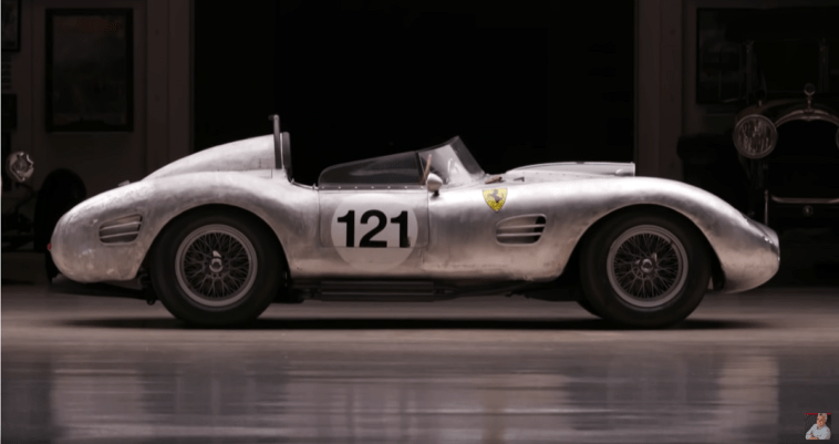 Ferrari 250 TR Tribute video