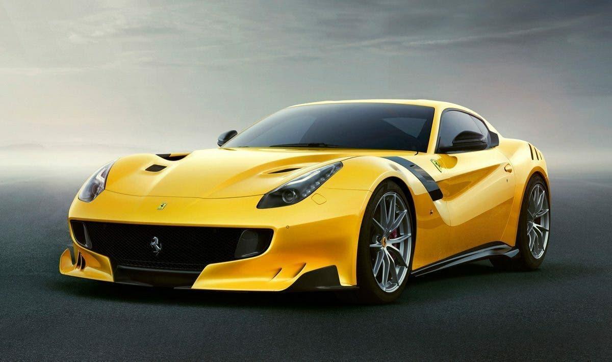 Ferrari F12tdf esemplare venduto asta