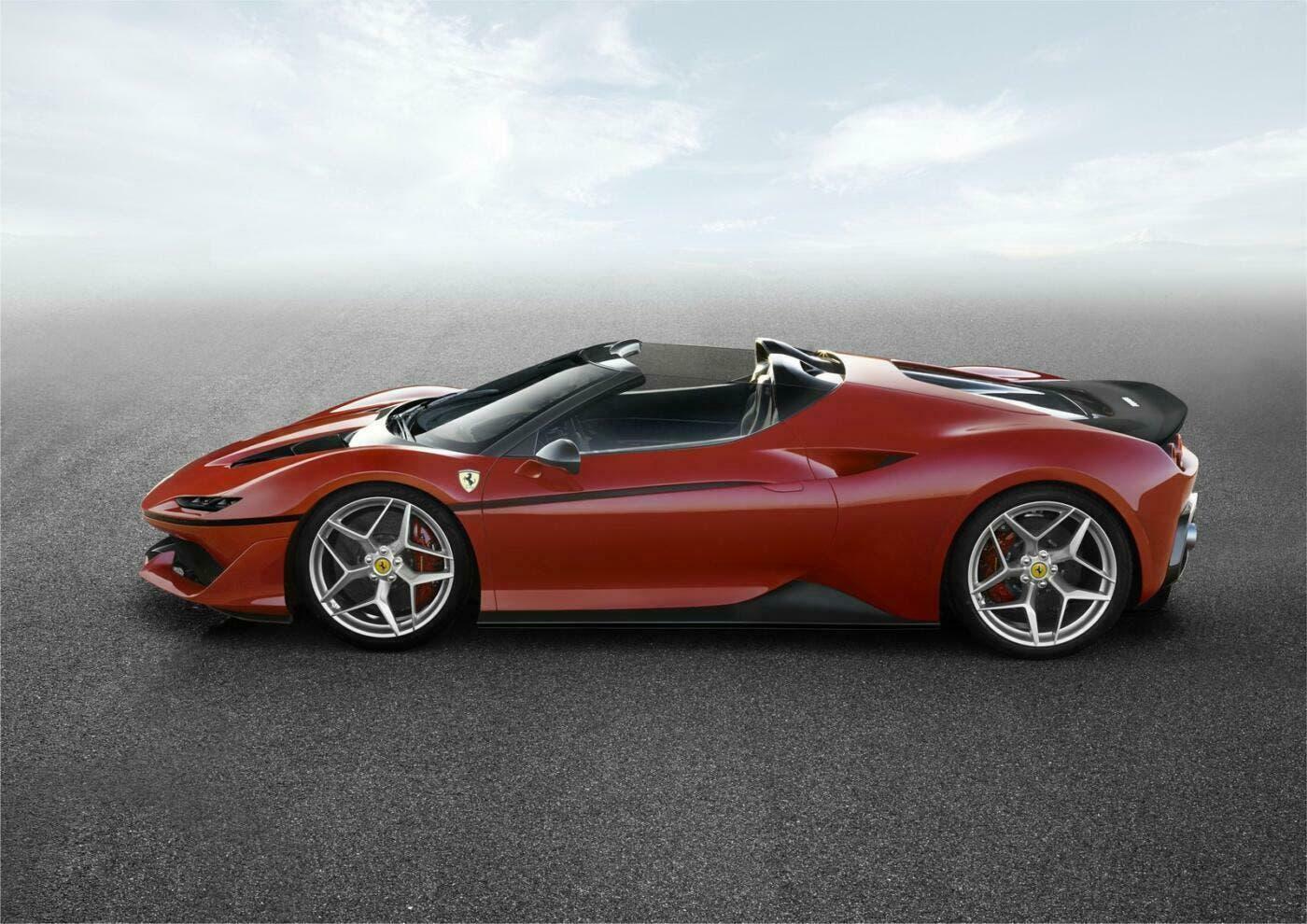 Ferrari J50 esemplare in vendita