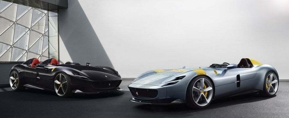 Ferrari prima vettura elettrica 2022