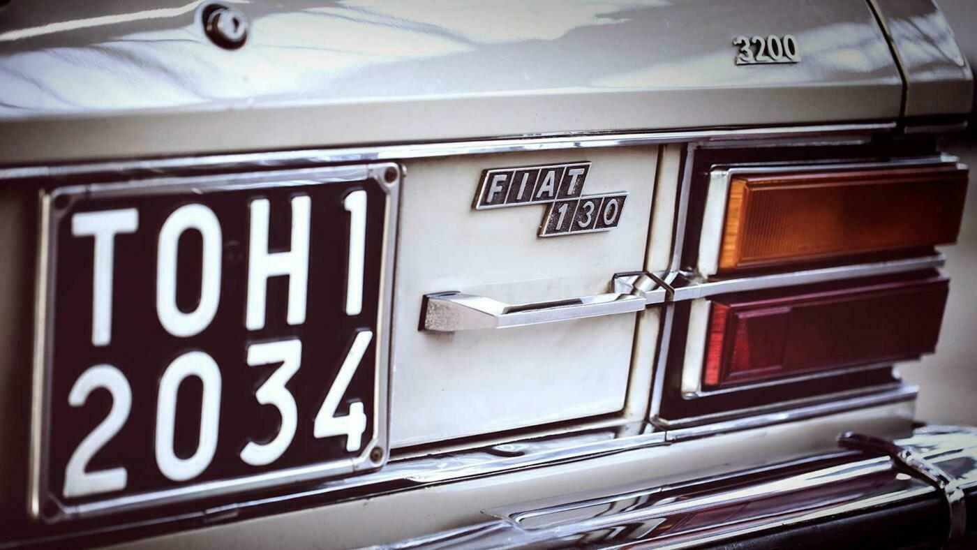 Fiat 130 Familiare Bremen Classic Motorshow 2019