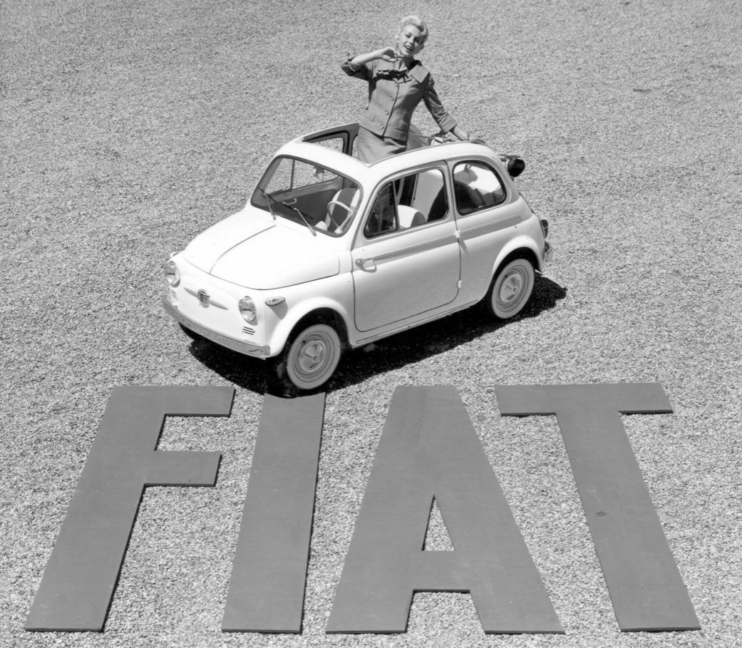 Fiat 500 Festival Automobile International 2019