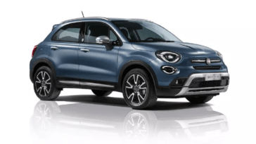 Fiat 500X Cross Mirror e Tipo Sport Salone di Ginevra 2019