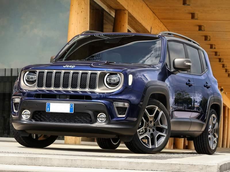 Fiat 500X Jeep Renegade SUV preferiti dagli italiani mercato usato