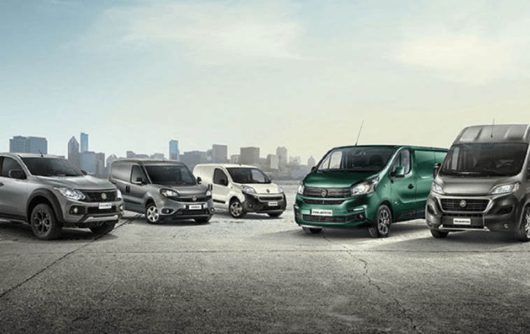 Fiat Professional Transpotec Logitec 2019