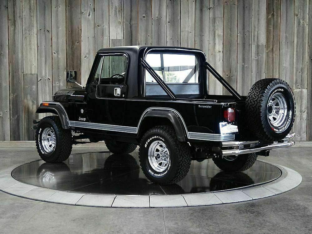 Jeep CJ-8 1983 vendita eBay