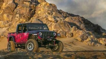 Jeep Gladiator 2020 messo alla prova gara off-road