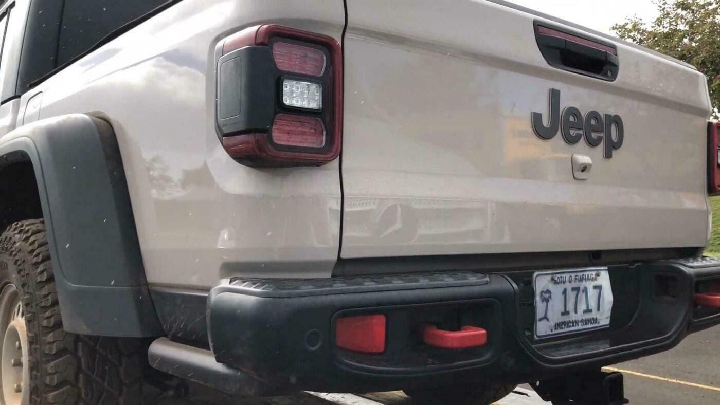Jeep Gladiator Fast & Furious - Hobbs & Shaw