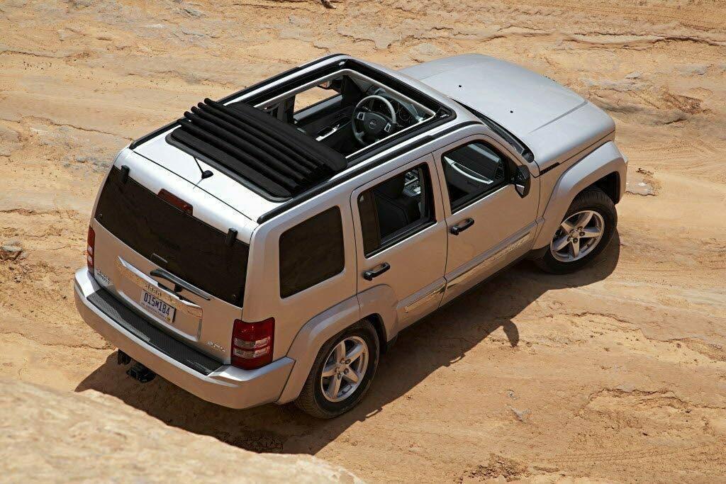Jeep Liberty pezzi di ricambio tetto Sky Slider