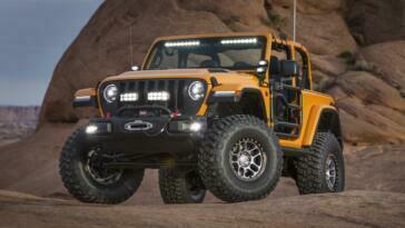 Jeep Nacho concept Chicago Auto Show 2019