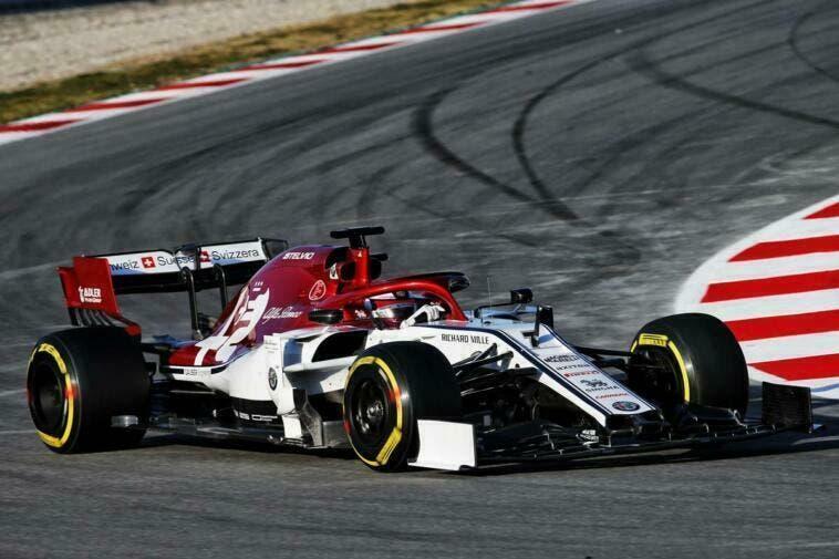 Kimi Raikkonen: Alfa Romeo Racing ha risolto i suoi problemi in Spagna