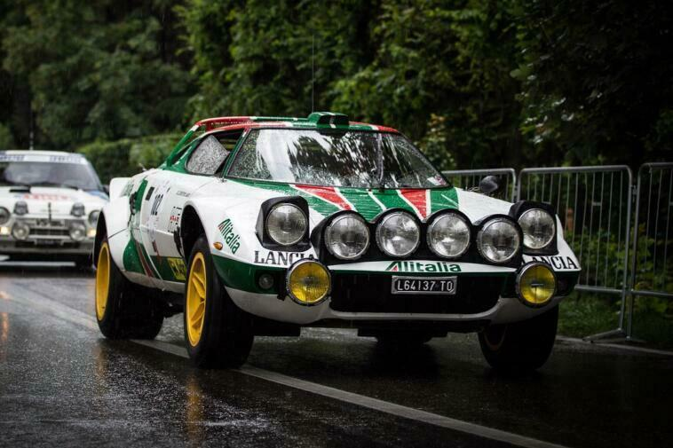 Lancia Stratos Gr.4 Alitalia FIA Hall of Fame