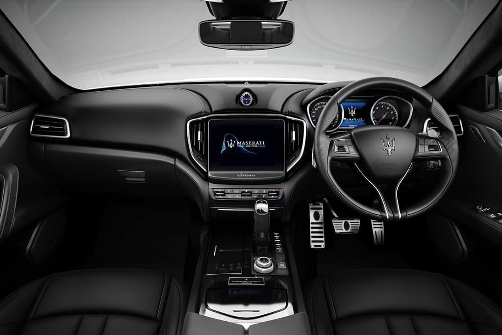 Maserati Ghibli Scatenato Australia