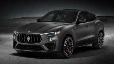 Maserati Levante Trofeo Australia