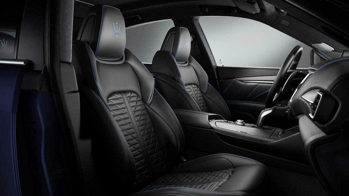 Levante V8 Launch Edition, lusso per 100 privilegiati