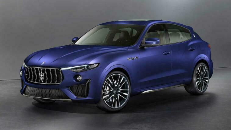 Maserati Levante Trofeo V8 Launch Edition