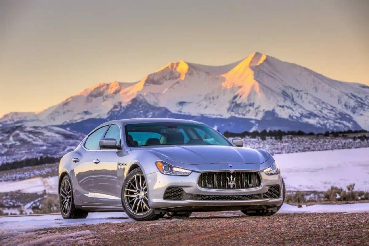 Maserati risultati 2018