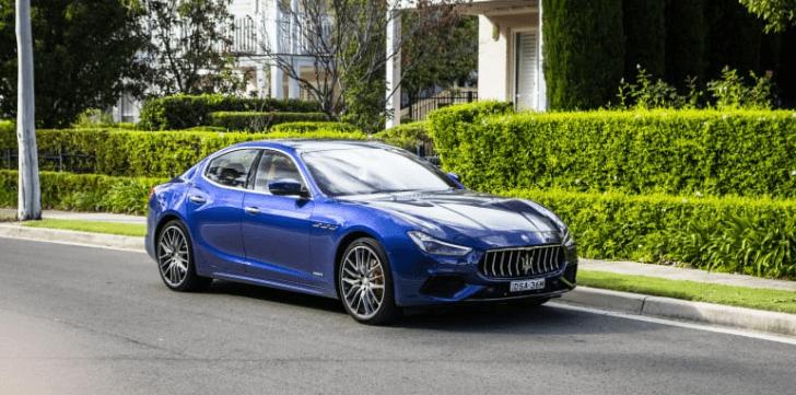 Maserati taglio prezzi gamma Australia