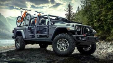 Nuovo Jeep Gladiator Katzkin