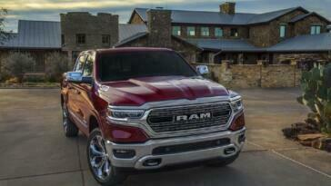 Nuovo Ram 1500 Best Pickup Truck of the Year 2019