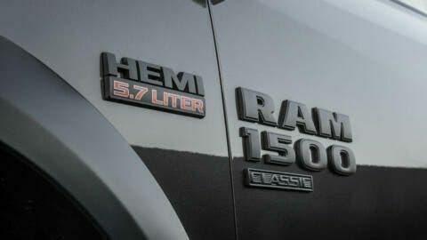 Nuovo Ram 1500 Warlock
