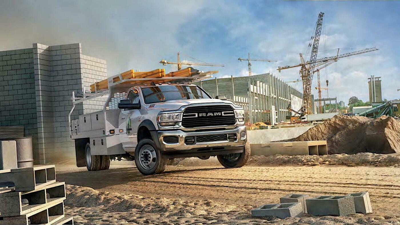 Ram HD Chassis Cab 2019 ufficiale Chicago Auto Show