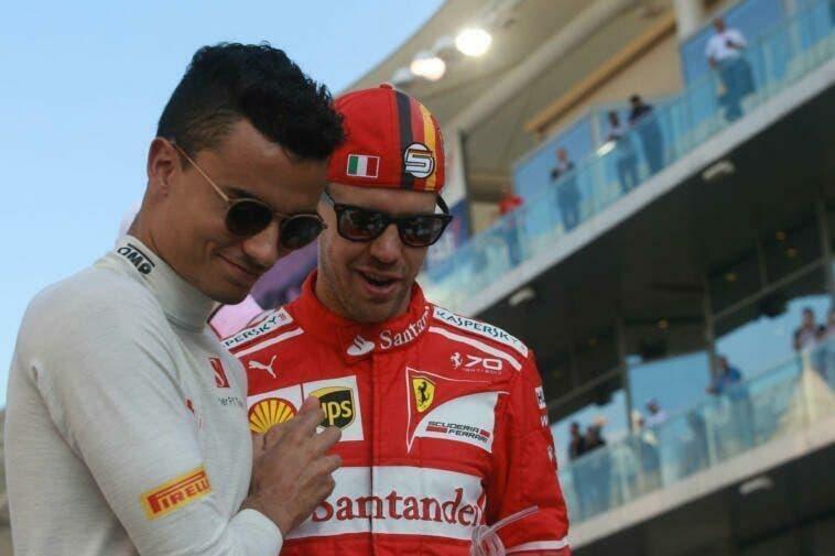 Formula 1, Vettel ha effettuato la prova del sedile sulla Ferrari 2019