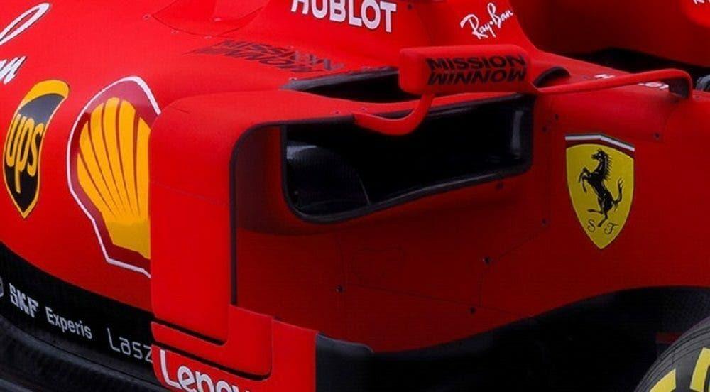 Ferrari SF90 analisi tecnica