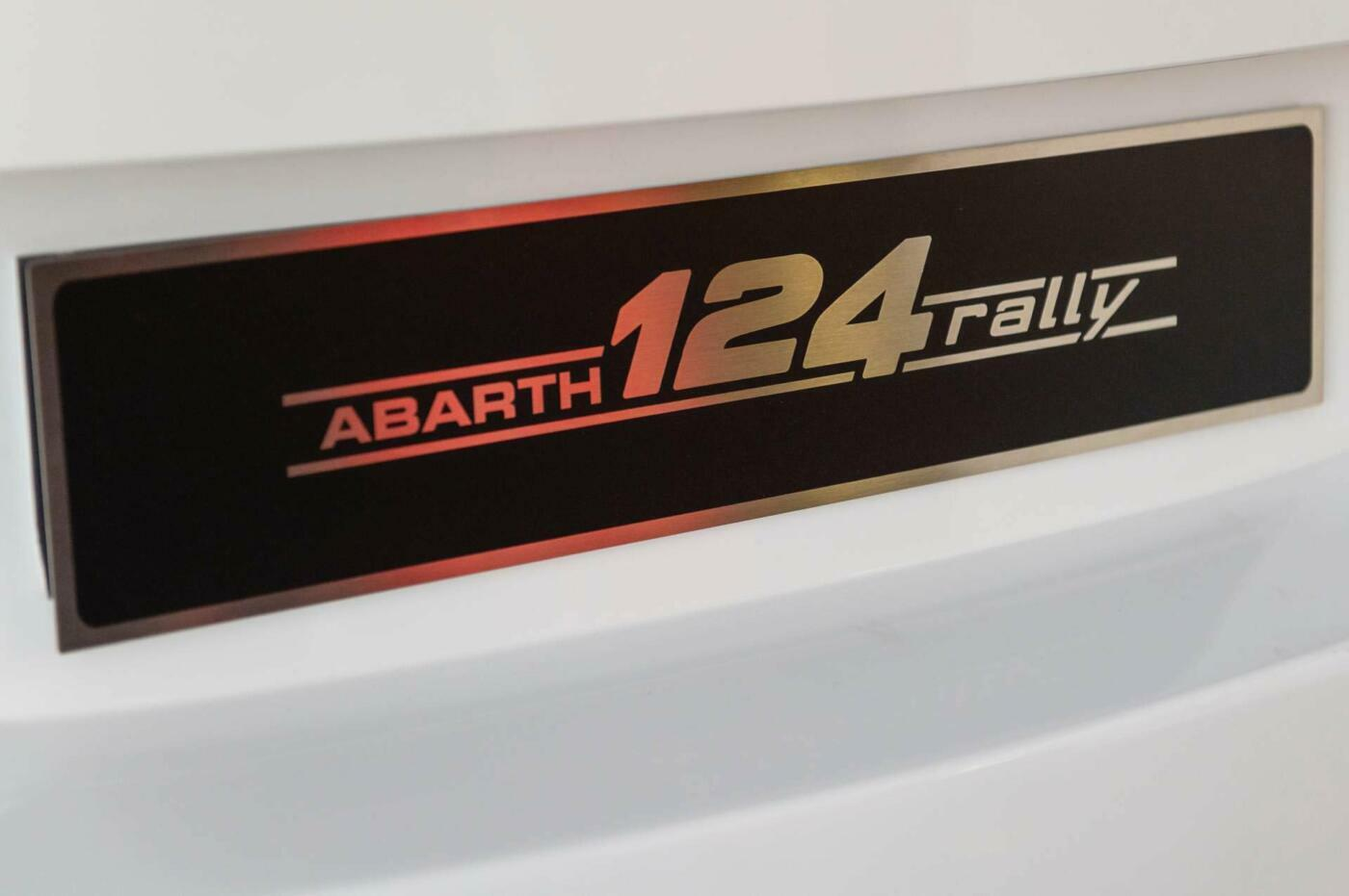 Abarth 124 Rally 2019
