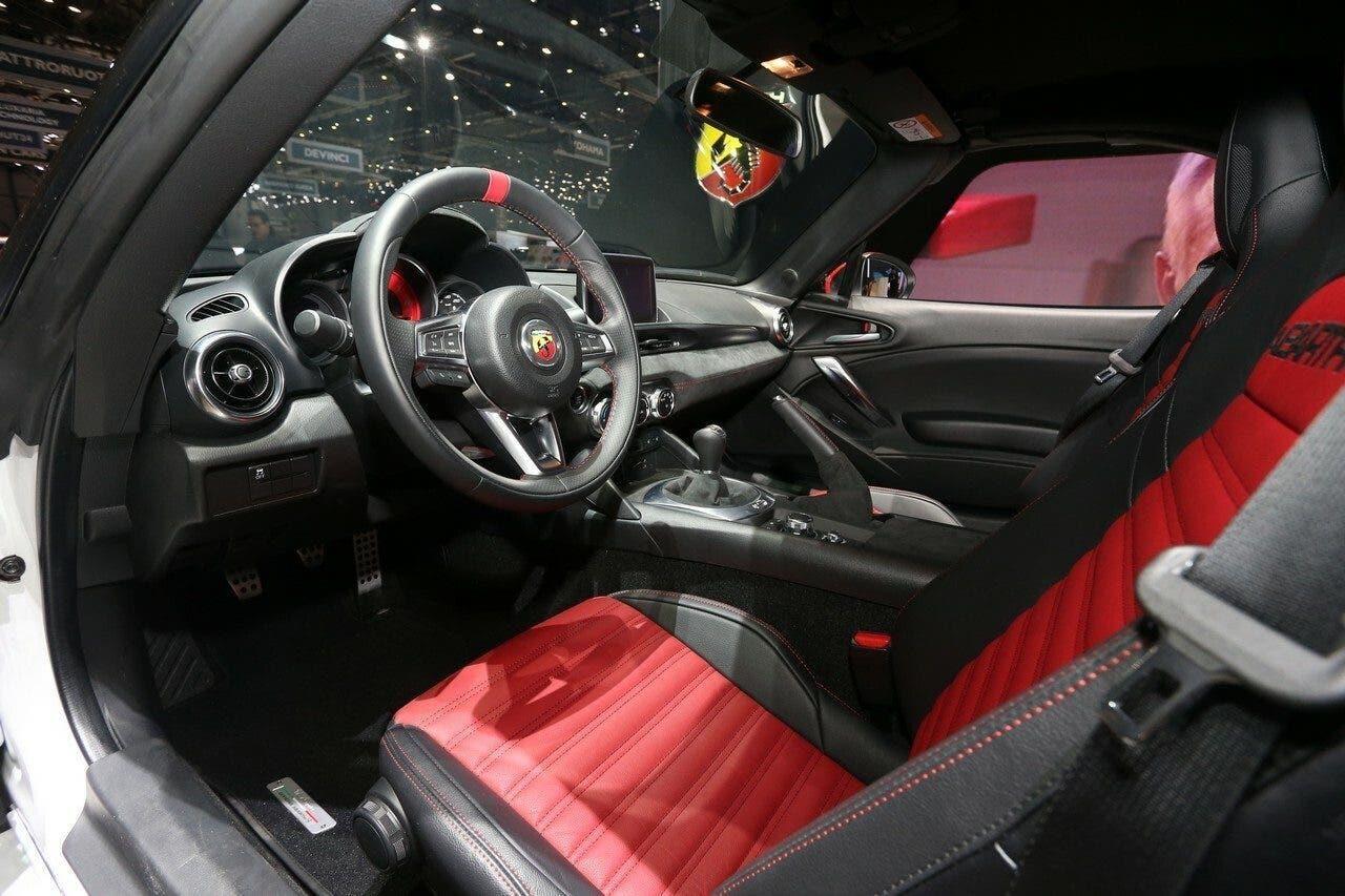 Abarth 124 Rally Tribute Salone di Ginevra 2019