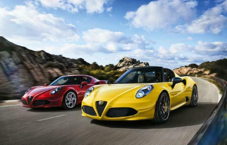 Alfa Romeo, Fiat e Jeep ecotassa