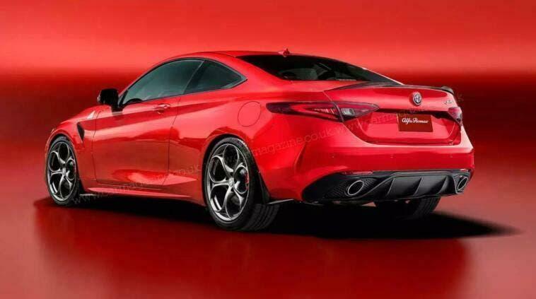 Alfa-Romeo GTV E-SUV 8C cancellate