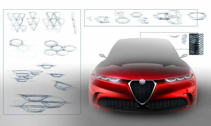 Alfa Romeo Tonale Design