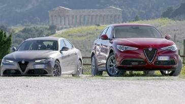 Alfa Romeo vendite europa 1