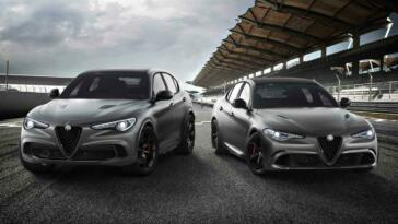 Alfa Romeo vendite europa febbraio