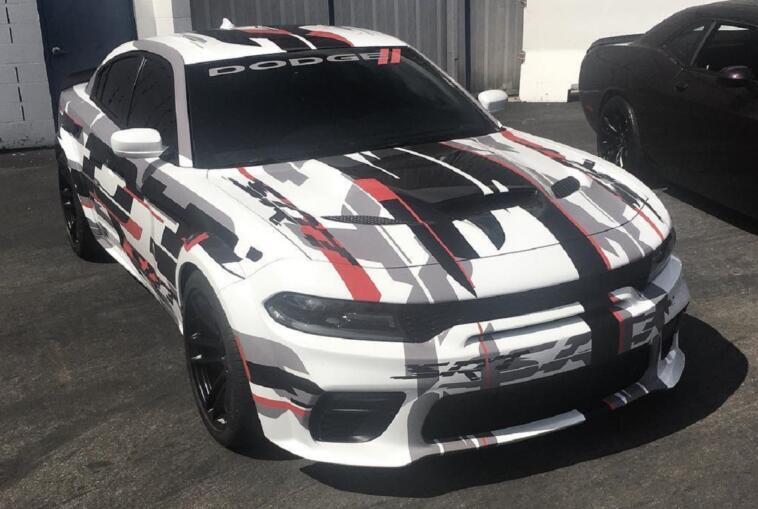 Dodge Charger Widebody concept foto ufficiali