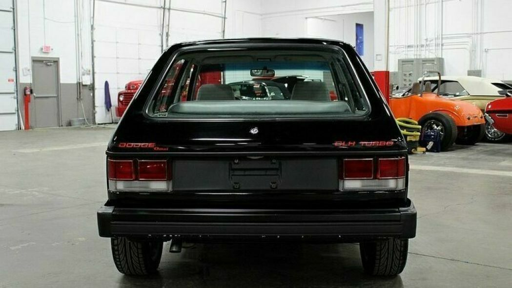 Dodge Omni GLH 1985 vendita eBay