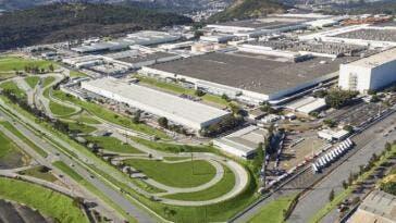 FCA stabilimento Betim
