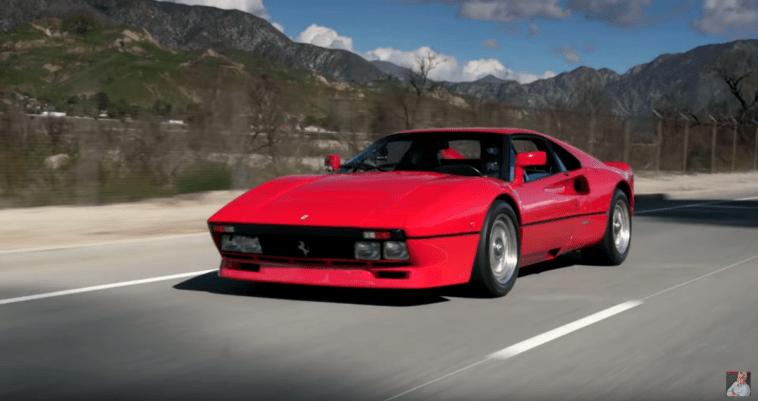 Ferrari 288 GTO David Lee