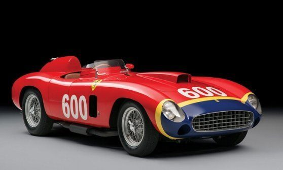 Ferrari 290 MM Fangio