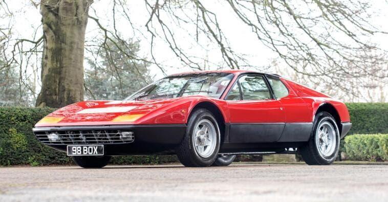 Ferrari 365 GT4 BB Bonhams asta Elton John