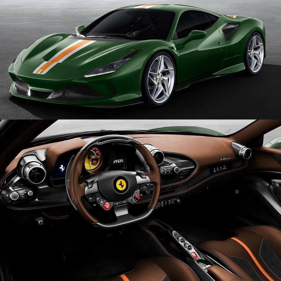Immagini F8 Tributo Ferrari: Ferrari F8 Tributo: Ecco Un Render Che Ritrae La