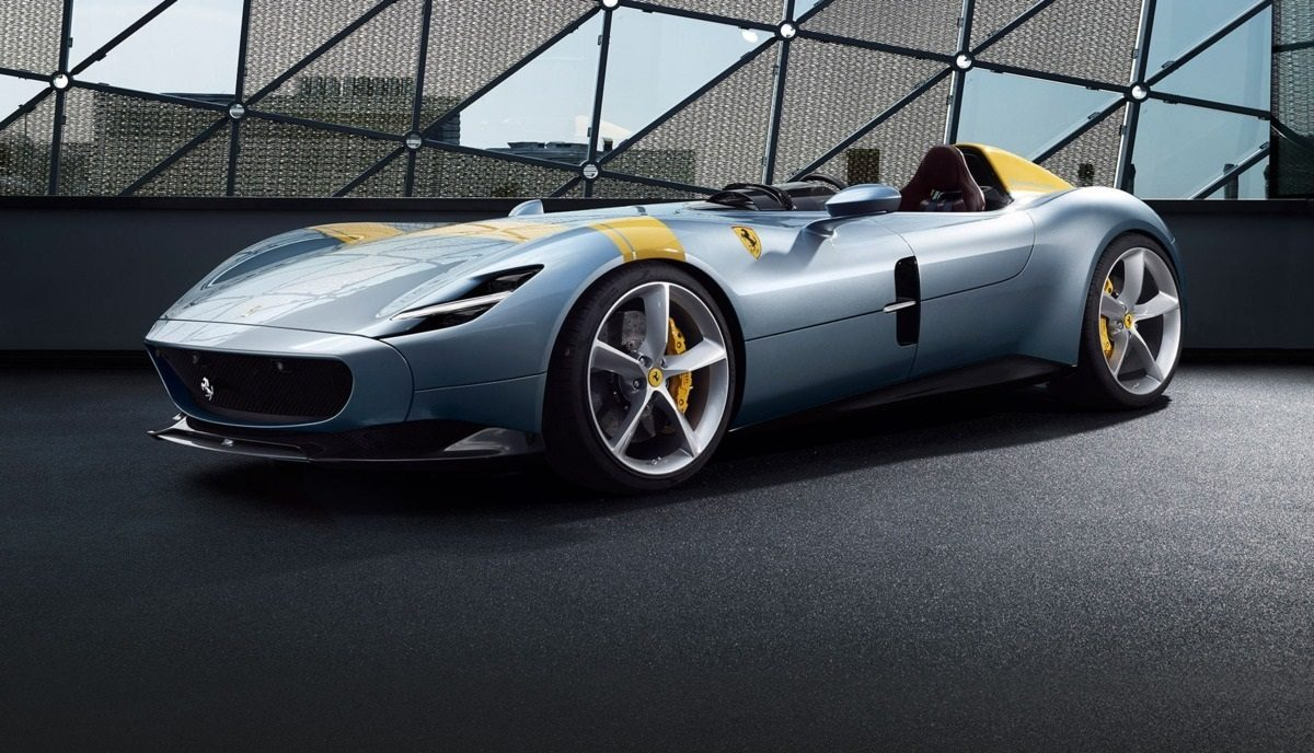 Ferrari Monza SP1 iF Design Awards 2019