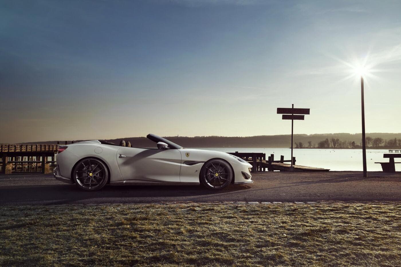 Ferrari Portofino Novitec 3 nuovi kit performance